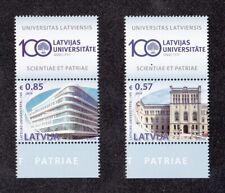 Latvia 2019 Centenary of University of Latvia 100 years, Michel   MNH