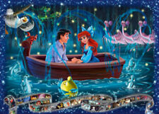 Ravensburger Disney 1989 Little Mermaid Collectors Edition 1000pc Jigsaw Puzzle