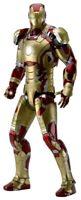 Iron Man 3 - Iron Man Mark XLII 1:4 Scale Action Figure-NEC61488