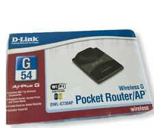 D-Link AirPlus G Dwl-G730Ap 54 Mbps Wireless G Router (Dwl-G730Ap)