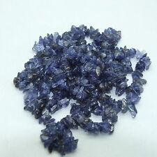 Iolite Chips Semi Precious Stone Gem Beads
