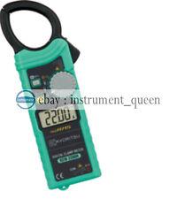 Kyoritsu Kew 2200r Ac Digital Clamp Meters Ac A 1000a
