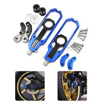 Chain Adjusters Tensioner w/ Spools For BMW S1000RR 09-15 S1000R 14-15 HP4 12-14