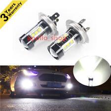 2pcs 80W H7 LED Headlight Kit Fog Driving Light Lamp Car Canbus Error Free HID P