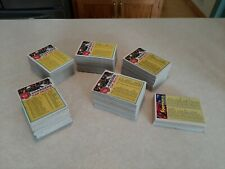 1973 Topps Football Complete Set 528 Cards EX All The Stars & Unmarked Checklist