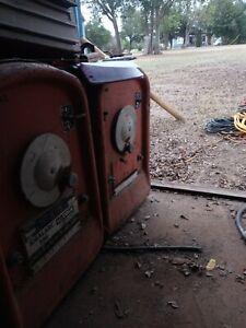 lincoln idealarc 250 welder AC DC