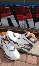Nike Air Jordan 8 Bobcats Sneaker Trainers Schuhe Basketball Vintage US 12 EU 46