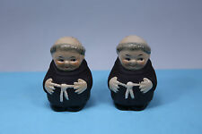 Goebel Friar Tuck Monk Salt & Pepper Shakers