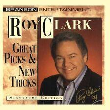 ROY CLARK - Great Picks & New Tricks - Brandson Signature Edition CD