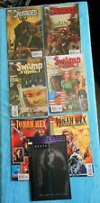 7 DC Vertigo Comics Death Swamp Thing Crusades Jonah Hex