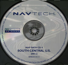 2001 BMW 750iL 740iL 740i 540i 530i 525i NAVIGATION NAV DISC CD 4 AR LA MS OK TX