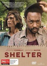 Shelter (Dvd) Drama, Jennifer Connelly, Anthony Mackie, Kevin Hoffman