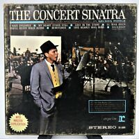 Frank Sinatra THE CONCERT SINATRA Reel to Reel REPRISE S9-1009 Stereo MTD Master