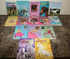 Pony Stories x9 Books Chapter reading 7+ Mad Pony Princess Katie Price Perfect