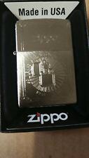 Zippo Genuine Refillable Cigarette Lighter, 50th Anniversary #39 New With Box