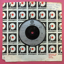 Status Quo - Rockin All Over The World / Ring Of A Change- Vertige 6059-184 Ex