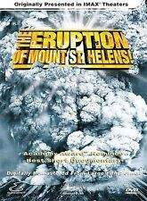 The Eruption of Mount St. Helens! (Large Format),New DVD, Robert Foxworth, Georg
