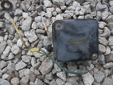 1968 John Deere 110 Round Fender Voltage Regulator Off Kohler Engine