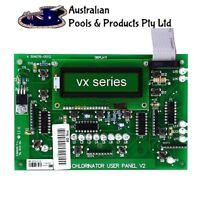 Astral Hurlcon v & VX PCB Board - Salt Chlorinator Timer Control Genuine 70298