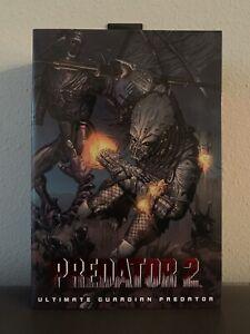 "Neca Predator 2 Ultimate Guardian Predator 7"" Action Figure New Sealed"