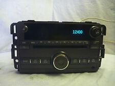 2010 2011 Buick Lucerne Radio Cd Player MP3 Aux 20961130 VW961