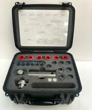 GE OIL & GAS HYDRAULIC, REGULATOR REPAIR KIT WITH COMPLETE ACCESSORIES #NEW