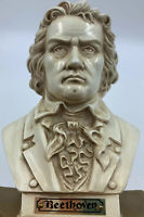 Burwood Product Beethoven Bust Wall Hanging Art Decor Musician Classical Vintage