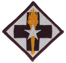 32nd Medical Brigade 3.25 Inch Cap Hat Embroidered Patch F1D21S