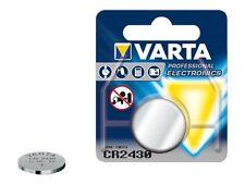 VARTA CR2430 Single Use Batteries