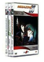 3 Dvd MEGAZONE 23 ♦ PART I+II+III serie collezione completa nuovo 1985