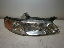 nn610289 Nissan Altima 2000 2001 Right Passenger Side Headlight OEM