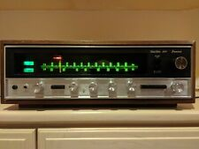New ListingWorking Vintage Sansui 4000 Stereo Receiver in Wooden Case with Led Upgrades