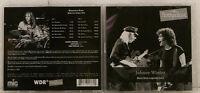 JOHNNY WINTER - BLUES ROCK LEGENDS VOL.3 ROCKPALAST 2-CD ALBUM (e1731)