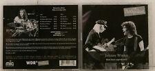 JOHNNY WINTER (hiver) - BLUES ROCK LEGENDS VOL. 3 ROCKPALAST 2-CD ALBUM (e1731)