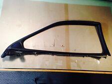 OEM Lexus SC300 SC400 Interior RH RIGHT door window upper trim BLACK