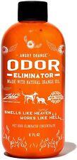 Angry Orange Pet Odor Eliminator for Dog and Cat Urine Makes for Furniture