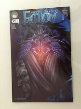 MICHAEL TURNER'S FATHOM VOL 3#4C NM HIGH GRADE 9.6 + if CGC ASPEN COMIC RARE 123