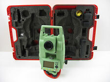 "LEICA TCR405 POWER 5"" TOTAL STATION ONLY, FOR SURVEYING, ONE MONTH WARRANTY"