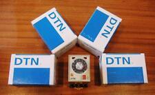 DTN Multirange Timer 24VAC Time Delay - Countdown timer - DIN Rail TT3M-3S24 NEW
