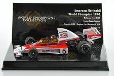 McLaren Ford M23 Emerson Fittipaldi World Champion 1974 MINICHAMPS 436740005