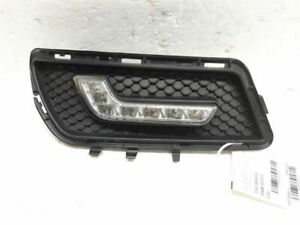 Mercedes 212 E350 Left Fog Light Lamp Driver Side LED DRL 2128200756