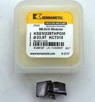 Core Bit SE-DRILL Indexable Inserts Kennametal ksem2397hpgm KC7315 D=0