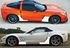 C6 GS Corvette 05-13 Lamin-X Clear Bra Paint Protection - Pre-Cut Full Kit