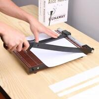 Pro A4 Paper Card Trimmer Guillotine Cutter Office Photo Cutting Mat Blade Tool