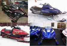 +PART-OUT CHAINCASE viper sxr plastic skis ski loop front rear bumper left right