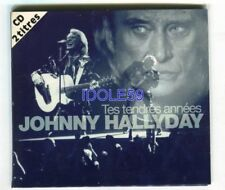 CD de musique CD single Johnny Hallyday sur album