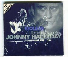 CD de musique CD single Johnny Hallyday sur album
