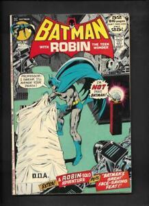 Batman 240 FN 6.0 Hi-Res Scans