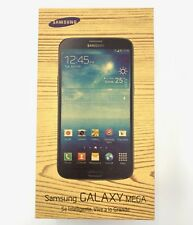 "NEW SEALED Samsung Galaxy 6.3"" Mega GT-I9200 Factory Unlocked Black White"
