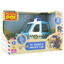 Postman Pat PC Selbys Police Car NEW